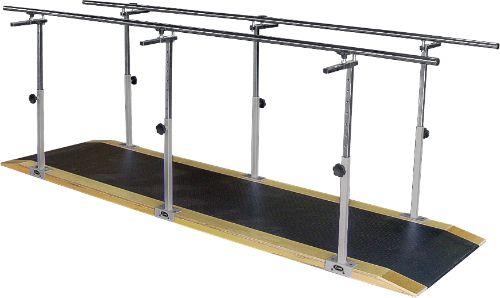 Barra Paralela Dupla 3m para Reabilitação Carci