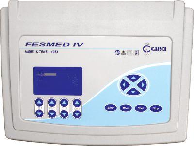 Eletroestimulador FES + TENS Fesmed IV Carci