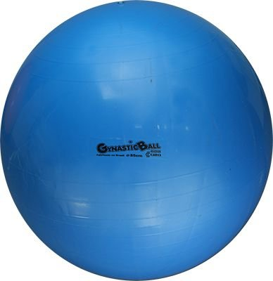 Bola de Fisioterapia para Ginásticas e Atividades Físicas 85cm Carci