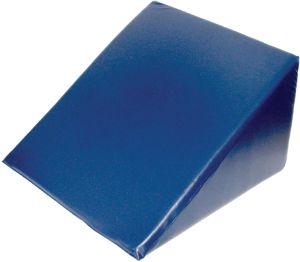 Travesseiro Triangular de Plástico com 30cm de Altura para Fisioterapia Carci
