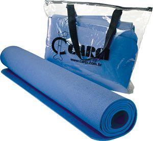 Tatame de Borracha Carcirex para Exercícios de Solo e Fisioterapia Carci