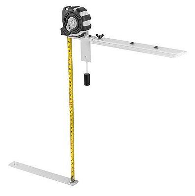 Estadiômetro Compacto de Bolso Cescorf