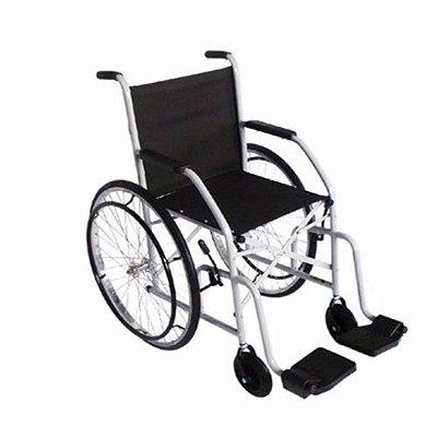 Cadeira de Rodas Simples com Pneus Infláveis e Roda em Nylon 102 CDS