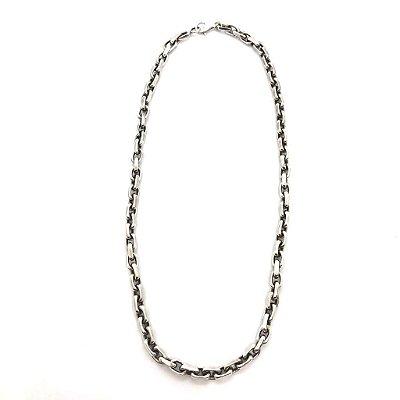 Corrente cadeado em prata 925