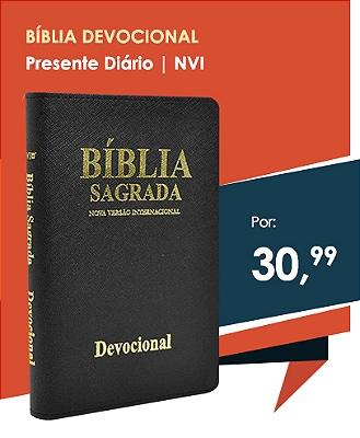 Bíblia Sagrada Devocional Presente Diário