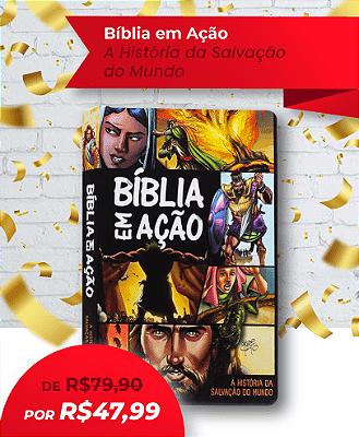 BÍBLIA EM AÇÃO - LIQUIDA GOSPEL