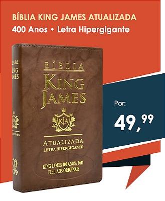 Bíblia King James 400 anos