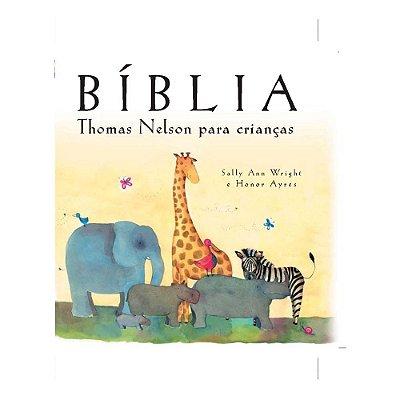 BÍBLIA THOMAS NELSON PARA CRIANÇA