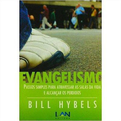EVANGELISMO PASSOS SIMPLES PARA ATRAVESSAR AS SALAS DA VIDA E ALCANÇAR OS PEDIDOS
