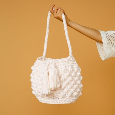 Bolsa Crochet OffWritte