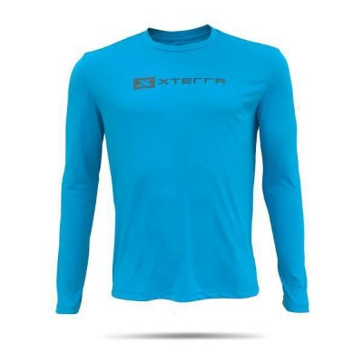 Camiseta Manga Longa Masculina Xterra Dry UV Udine