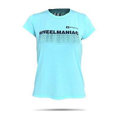 Camiseta Feminina Xterra Dry Wheel