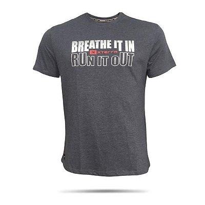 Camiseta Masculina XTERRA Breathe Basic