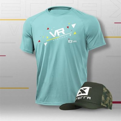 Kit Top Masculino Xterra VR Club