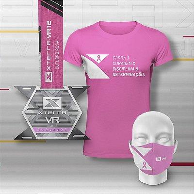 Kit Premium Feminino Xterra VR Outubro Rosa