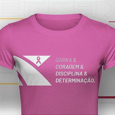 Camiseta Feminina Xterra VR Outubro Rosa