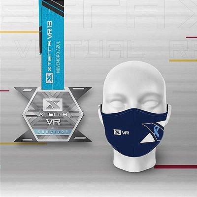 Xterra VR Novembro Azul Kit Finisher