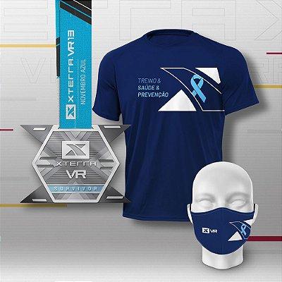 Xterra VR Novembro Azul Kit Premium Masculino
