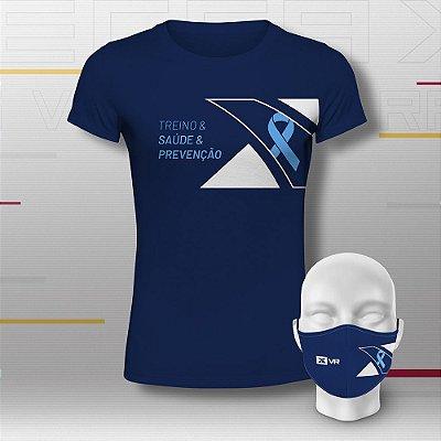 Xterra VR Novembro Azul Kit Basic Feminino