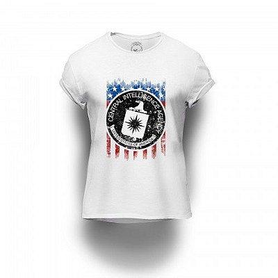 Camiseta Estampada CIA