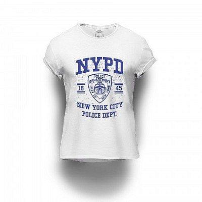 Camiseta Estampada NYPD