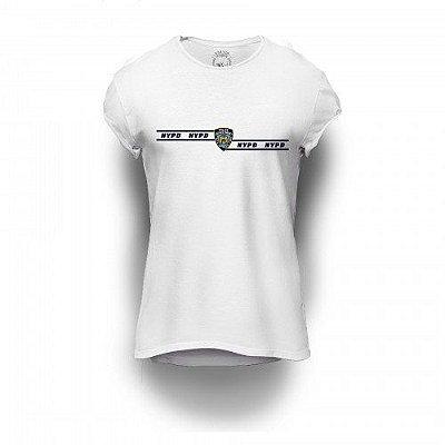 Camiseta Longline NYPD