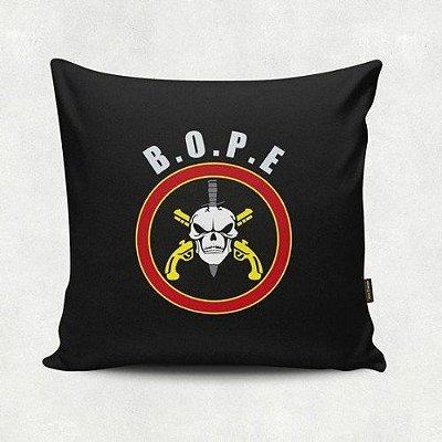 Almofada Militar BOPE (Preto)