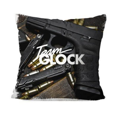 Almofada Militar TEAM GLOCK II