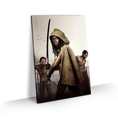 Quadro The Walking Dead - Michonne
