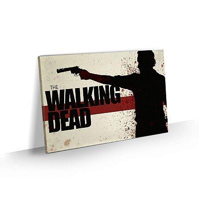 Quadro The Walking Dead - Rick Grimes