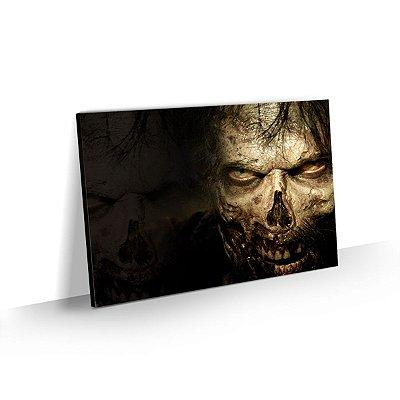 Quadro The Walking Dead - Zombie Face