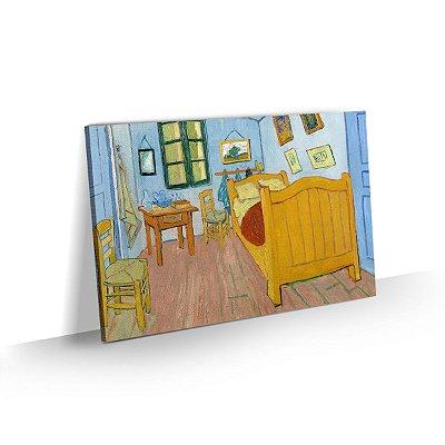 Quadro Van Gogh - Quarto em Arles