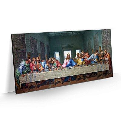 Quadro A Santa Ceia - Leonardo da Vinci