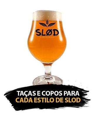 Taças e copos para cada estilo de Slod