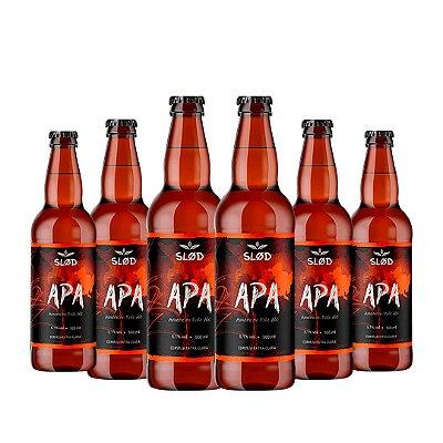 Box Slod 6 - APA - 6 garrafas 500ml