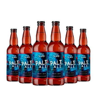 Box Slod 6 - Pale Ale - 6 garrafas 500ml