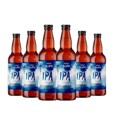 Box Slod 6 - IPA - 6 garrafas 500ml