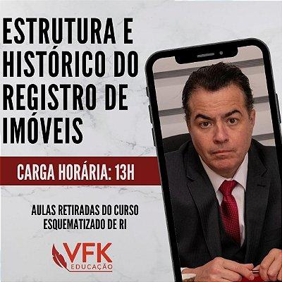 Estrutura e Histórico do Registro de Imóveis