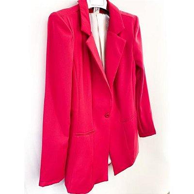 Blazer Pink Alfaiataria