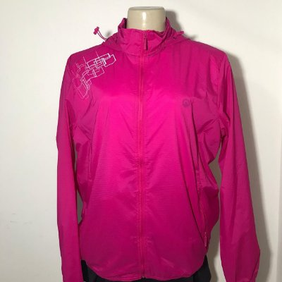 Jaqueta Corta Vento - FS - Pink