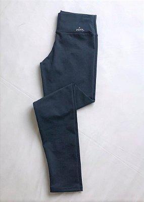 Calça Legging Suplex Poliamida Lisa - Preta