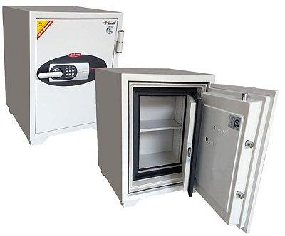 Cofre Antifogo DT 70 E - Data Safe para proteção de mídias magnéticas