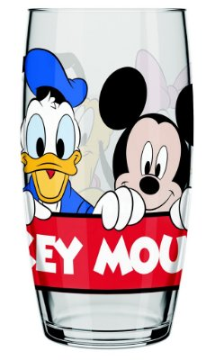 Copo Oca Long Drink Mickey Friends 300ml - Disney - Nadir Figueiredo