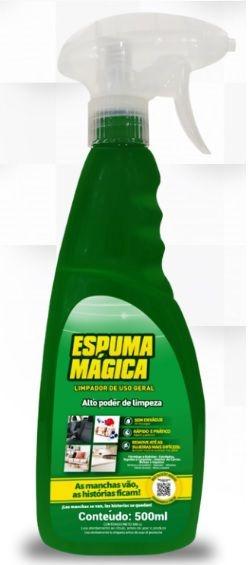 Espuma Mágica Gatilho 500ml - Proauto