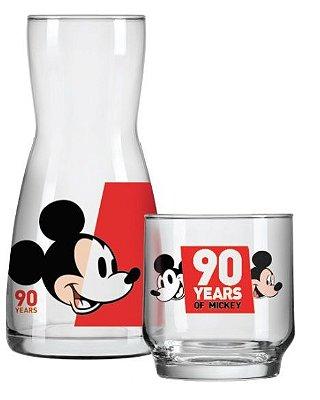Jogo de Moringa Mickey 90 Anos 500ml Com 2 Peças – Nadir Figueiredo