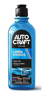Limpa Vidros Autocraft 500ml - Proauto