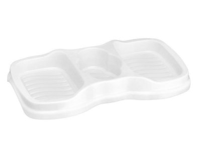 Porta Sabão e Detergente - Cores Sortidas - Plástico Santana