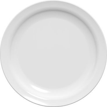 Prato Opaline Gourmet Raso 23,5cm Caixa C/ 12 unidades - Nadir Figueiredo
