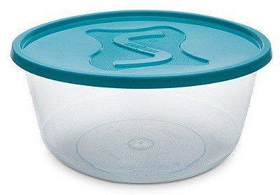 Saladeira Topa-Tudo 5,5 Litros - Cores Sortidas - Plástico Santana