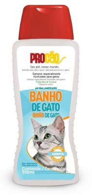 Shampoo Banho De Gato 500ml - Procão